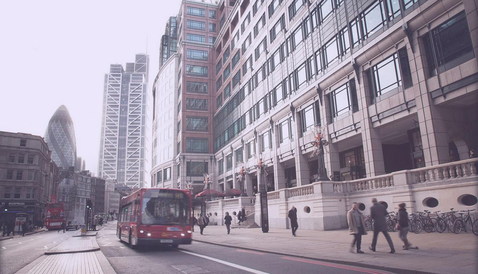 London venue