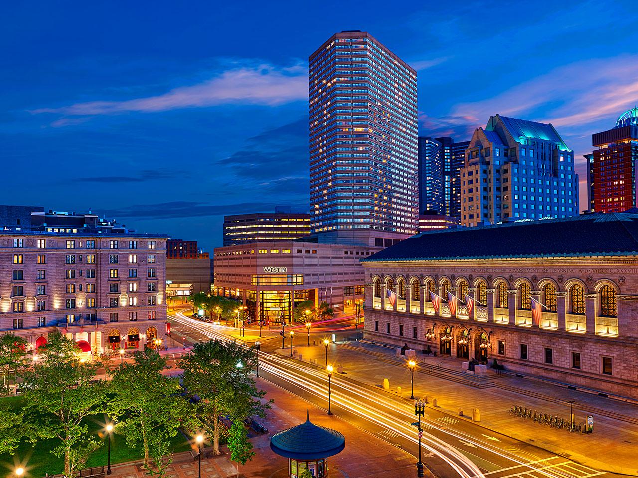 Boston venue
