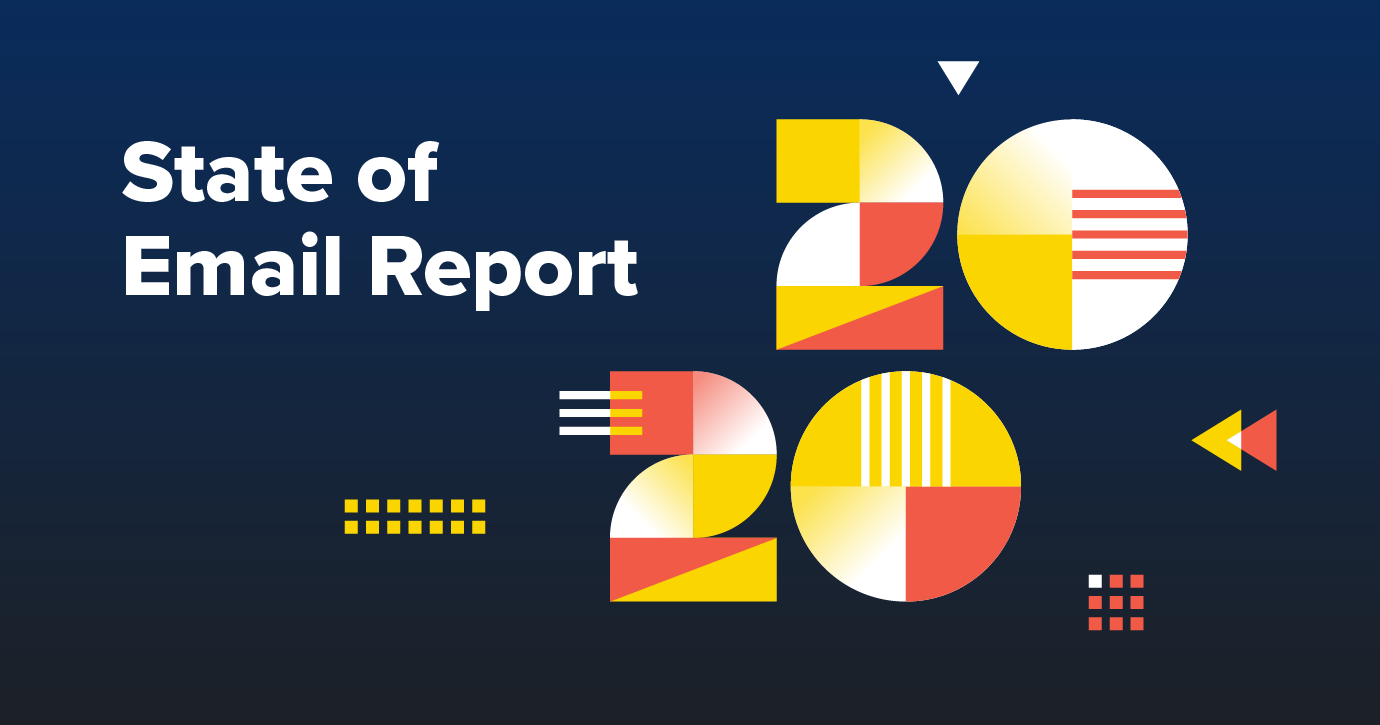 2020 State of Email - Report Cover Art