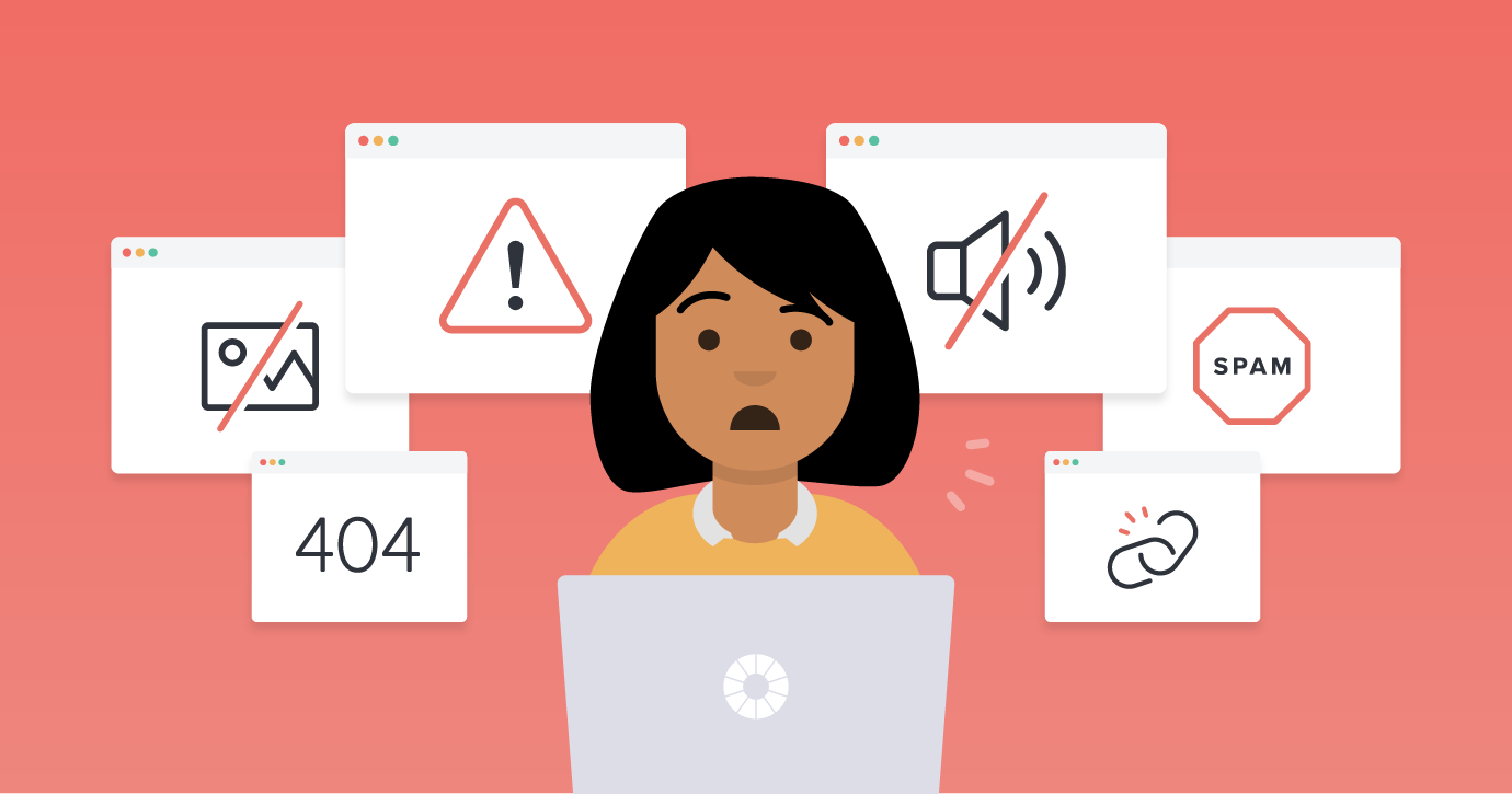 The Anatomy of a Broken Email - Cover Art