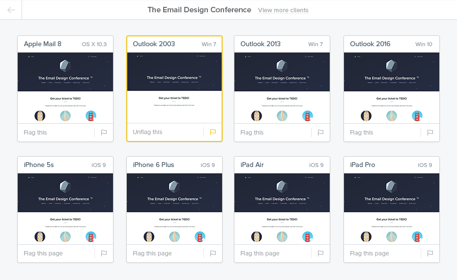Get Real Time Email Testing With Litmus Email Previews
