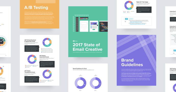 State of email creative 2017