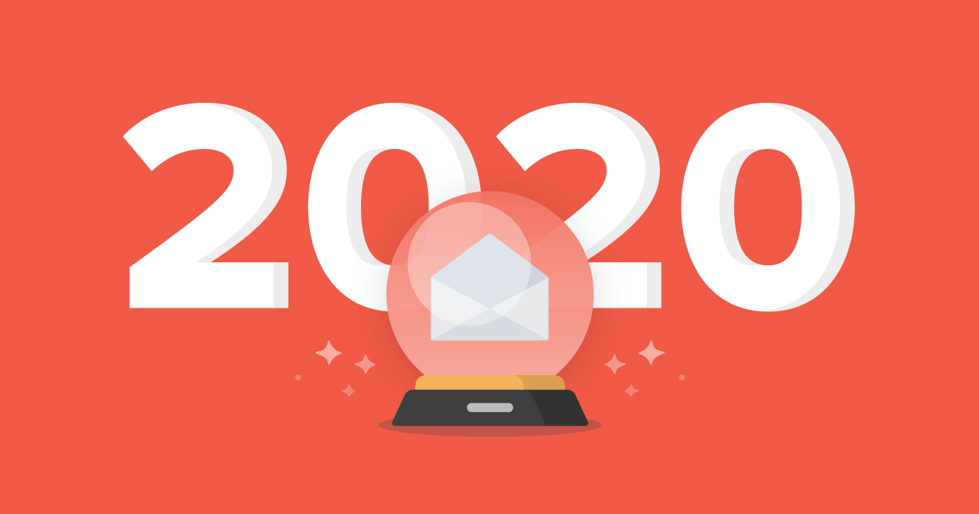 A New Email Decade: 6 Predictions on How Things Will Change - Featured Art