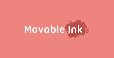 Partner movable ink
