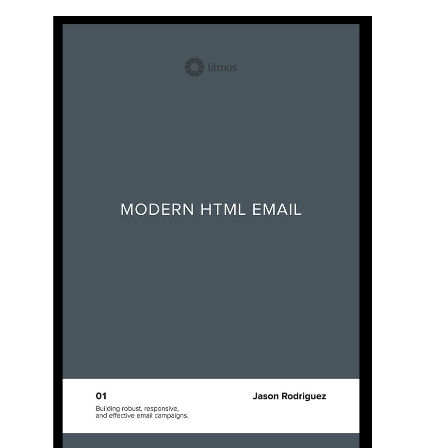 Modern Html Email Litmus
