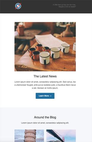 Slate newsletter